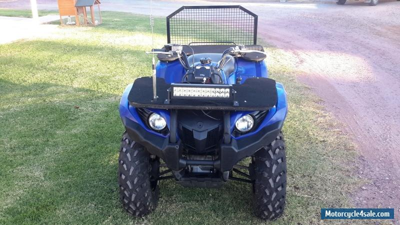 Yamaha  Grizzly For Sale Australia