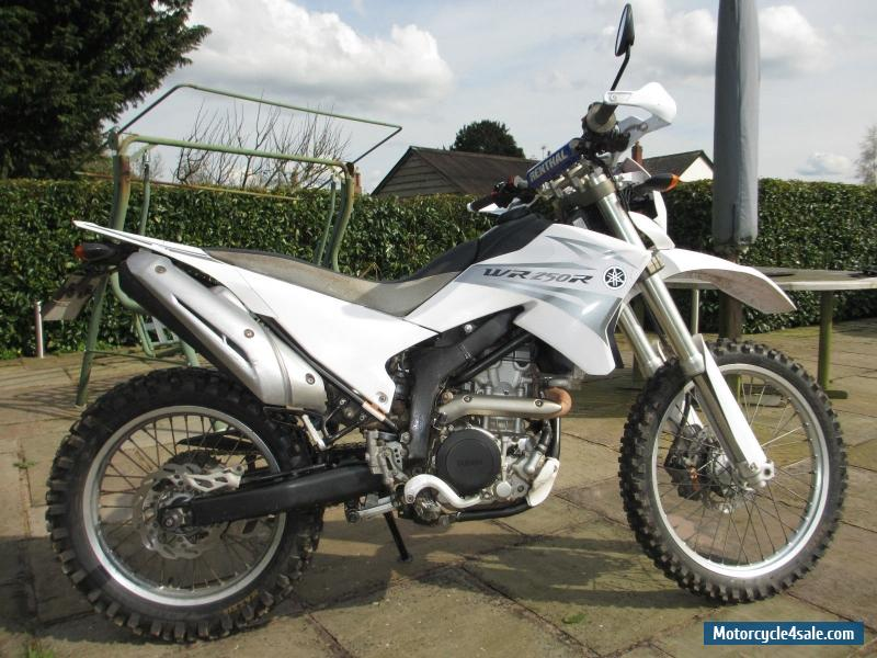 2008 yamaha wr for sale in united kingdom for Yamaha wr250r for sale