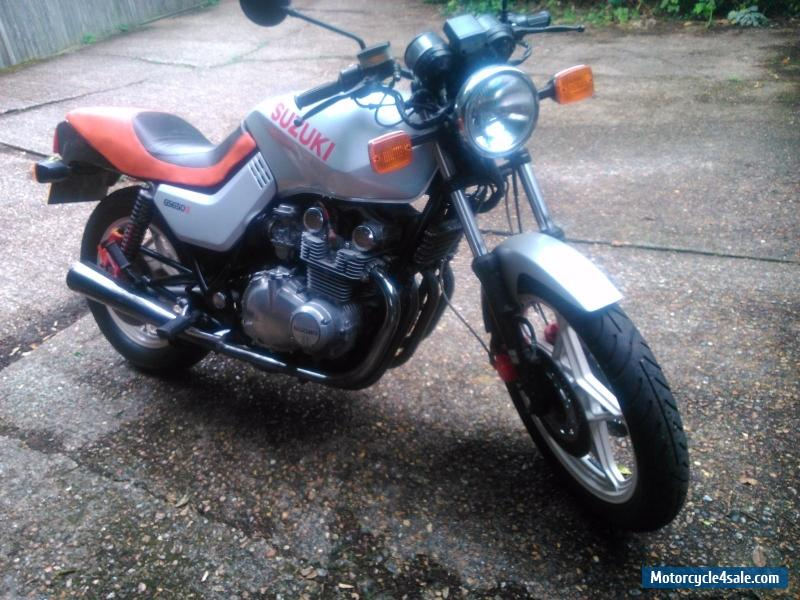 1983 Suzuki GS 650 Katana for Sale in United Kingdom