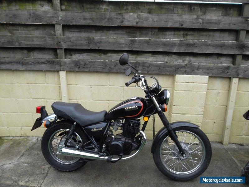 yamaha sr250 motorcycle for sale in united kingdom
