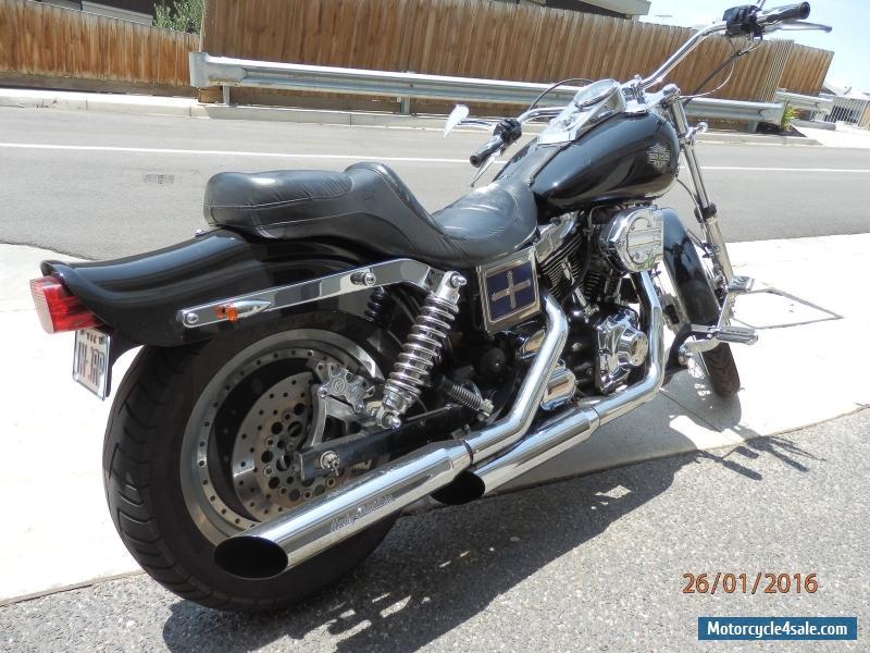 Harley-davidson FXDWG for Sale in Australia