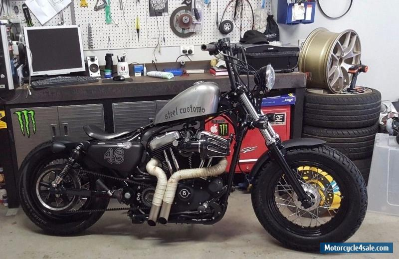 Harley Davidson Forty Eight For Sale Australia