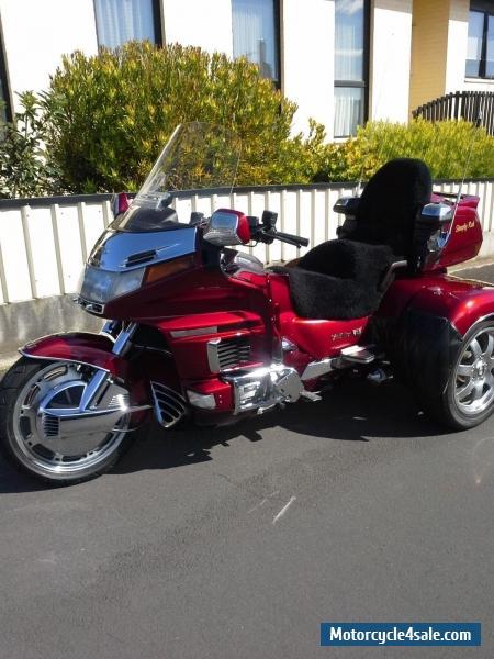 Honda Goldwing for Sale in Australia