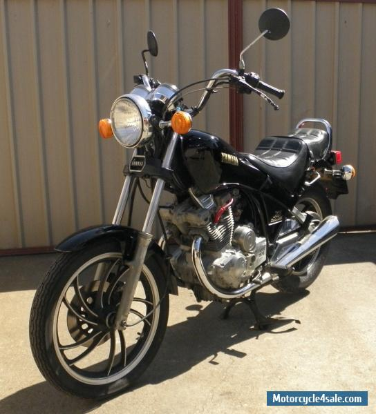 Yamaha 250 V Twin Engine For Sale: Yamaha XS250 Special For Sale In Australia
