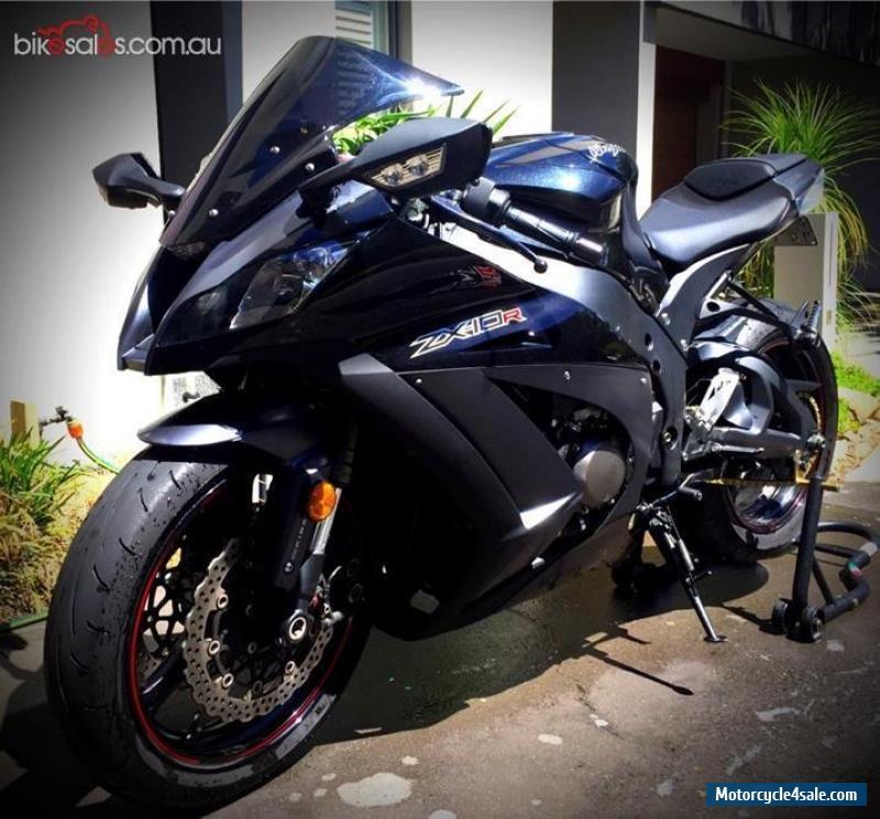 2012 Kawasaki Ninja ZX10R ABS For Sale