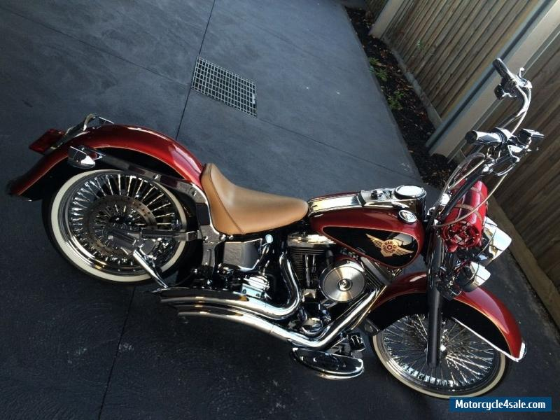 harley davidson fatboy for sale in australia. Black Bedroom Furniture Sets. Home Design Ideas