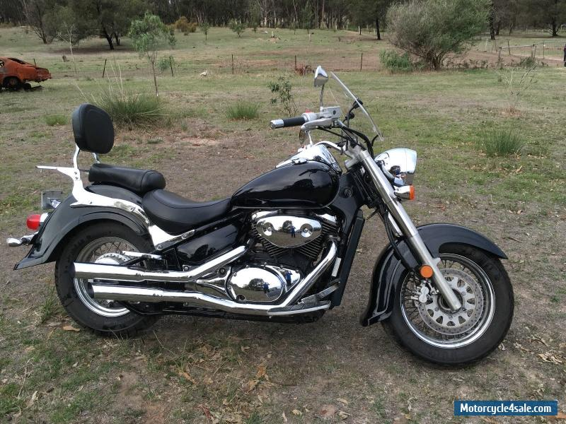 suzuki boulevard vl800 c50 for sale in australia. Black Bedroom Furniture Sets. Home Design Ideas