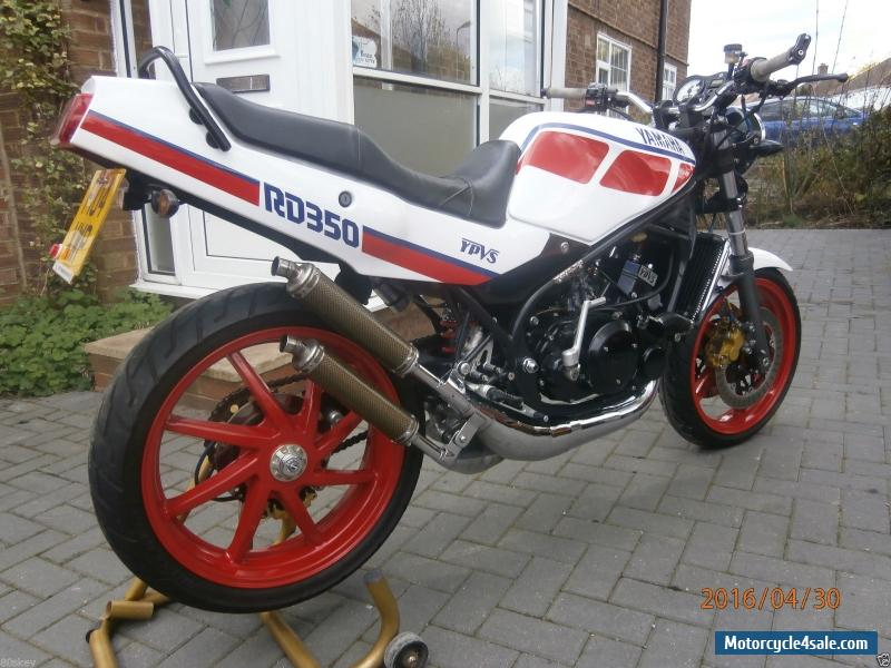 1989 yamaha rd350 ypvsn hybrid for sale in united kingdom. Black Bedroom Furniture Sets. Home Design Ideas