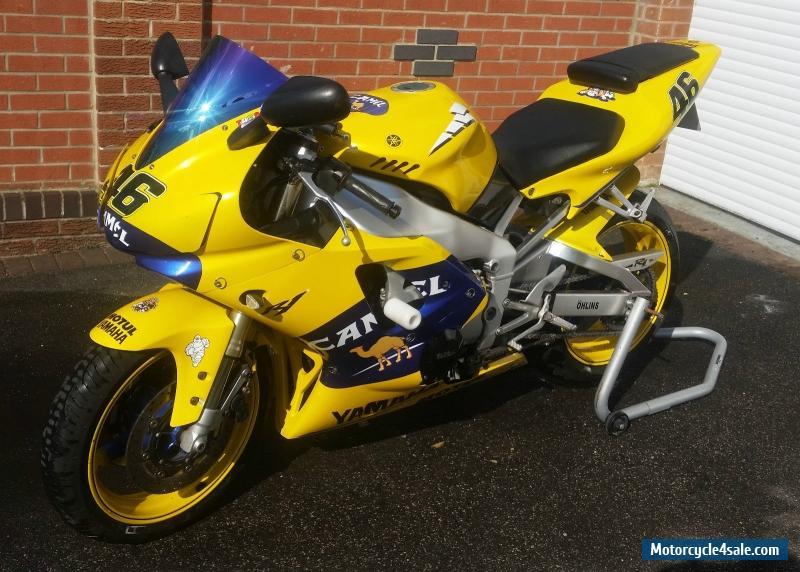 Yamaha Yzf R For Sale Cheap
