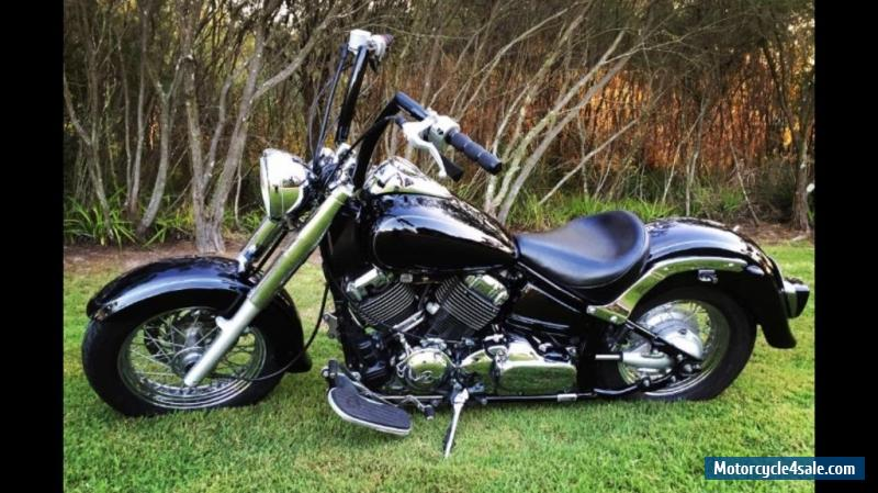 yamaha vstar650 for sale in australia. Black Bedroom Furniture Sets. Home Design Ideas