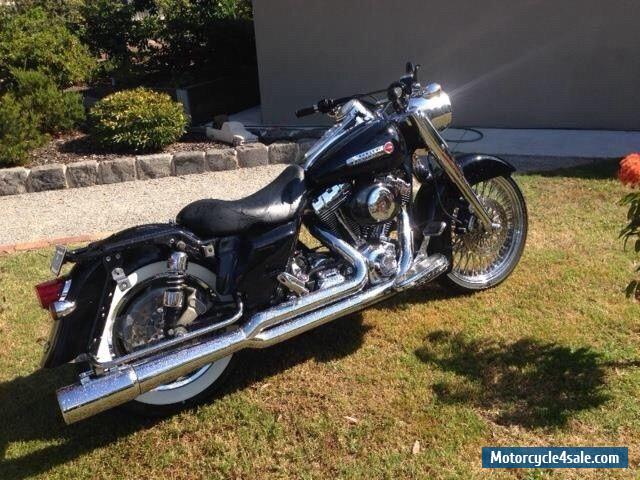 harley davidson road king efi for sale in australia. Black Bedroom Furniture Sets. Home Design Ideas