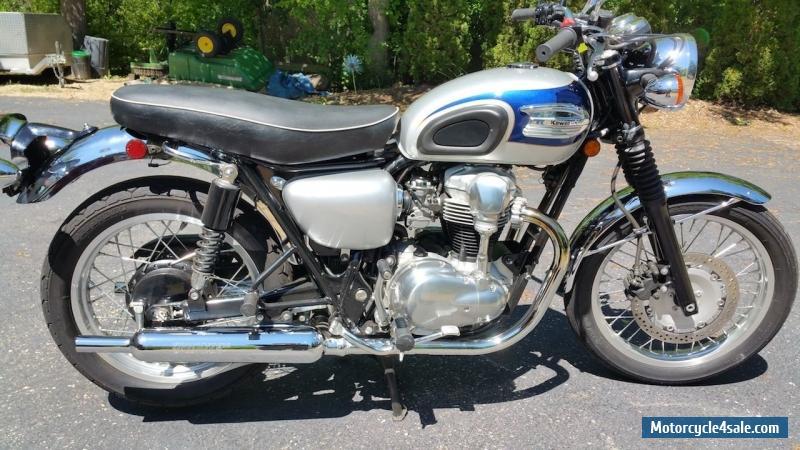 2000 Kawasaki W650 For Sale In United States