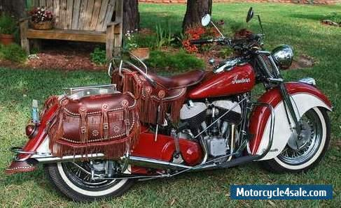 1948 Indian Chief for Sale in Canada