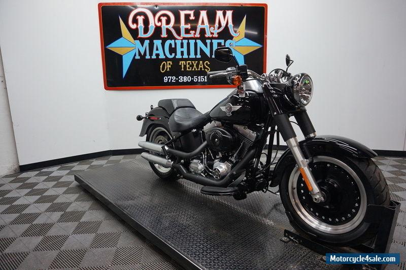 2010 Harley-davidson Softail for Sale in Canada