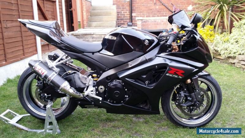 2007 suzuki gsxr 1000 k7 for sale in united kingdom. Black Bedroom Furniture Sets. Home Design Ideas