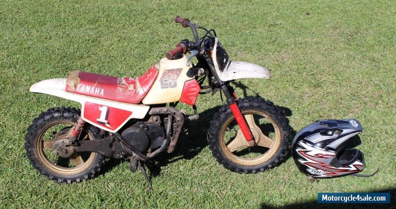 Yamaha PW 50 for Sale in Australia