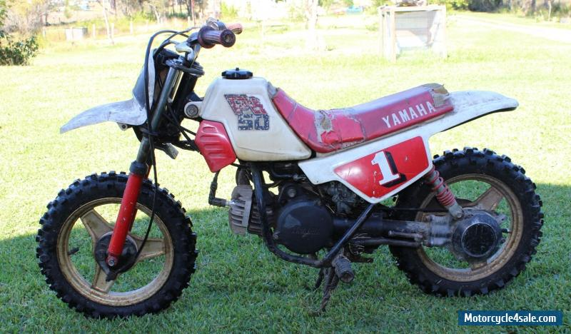 yamaha pw 50 for sale in australia. Black Bedroom Furniture Sets. Home Design Ideas