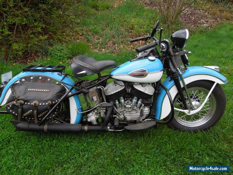 1946 harley davidson ul flathead for sale in united states. Black Bedroom Furniture Sets. Home Design Ideas