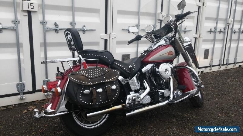 1997 Harley-davidson FLSTC for Sale in United Kingdom