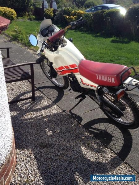 1989 Yamaha DT50 for Sale in United Kingdom