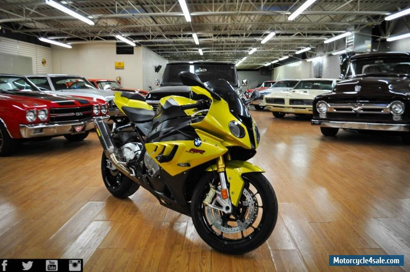 2010 bmw s1000rr for sale in canada. Black Bedroom Furniture Sets. Home Design Ideas