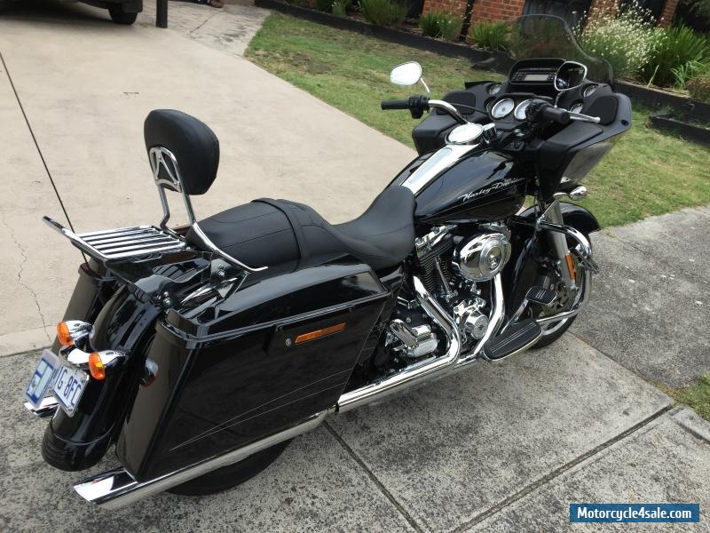 harley davidson fltrx road glide custom for sale in australia. Black Bedroom Furniture Sets. Home Design Ideas