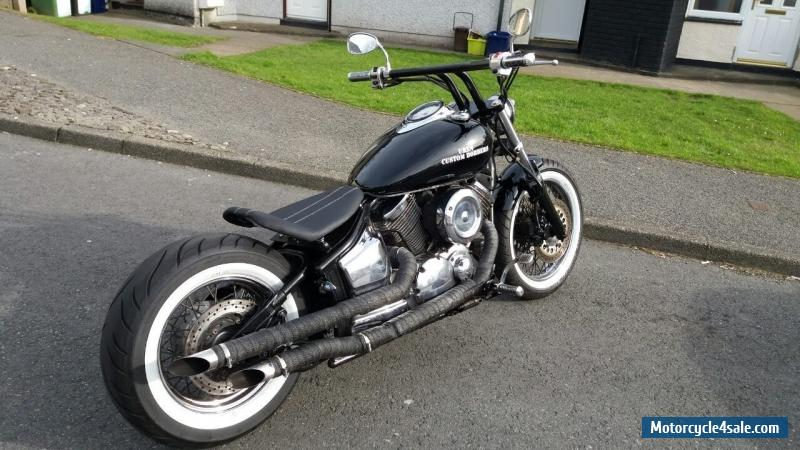 Yamaha V Star Bobber For Sale
