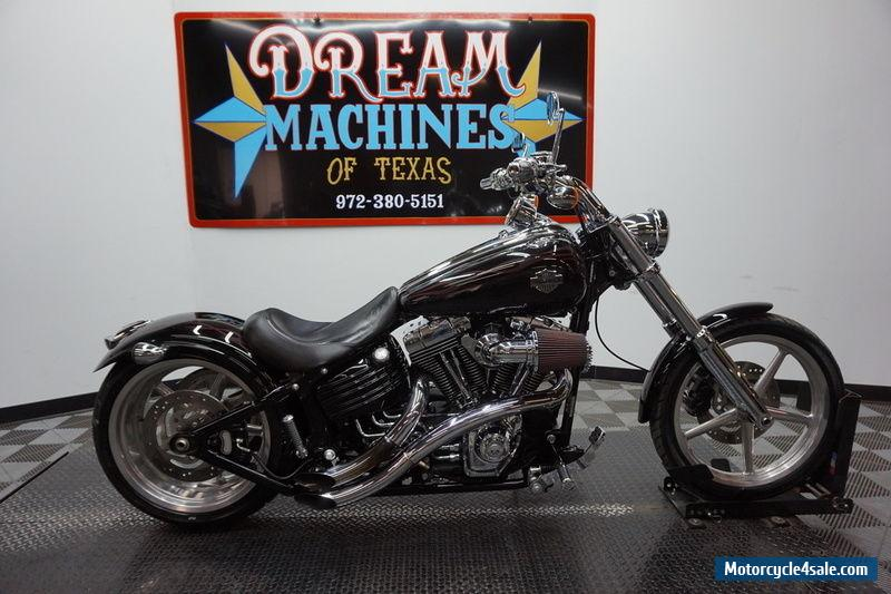 2009 harley davidson softail for sale in canada. Black Bedroom Furniture Sets. Home Design Ideas