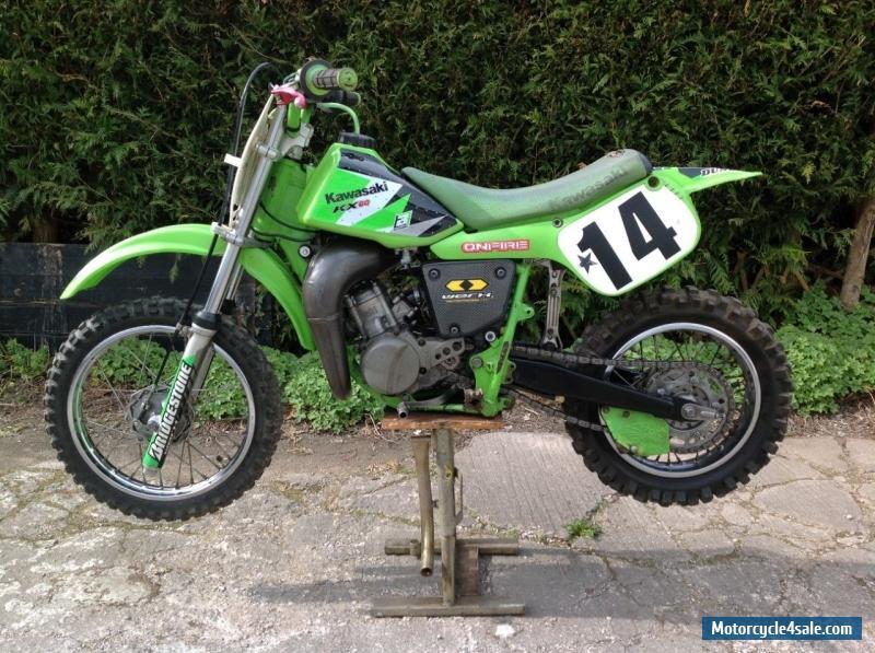 Kawasaki kx60 for sale in united kingdom for 2 4 motor for sale