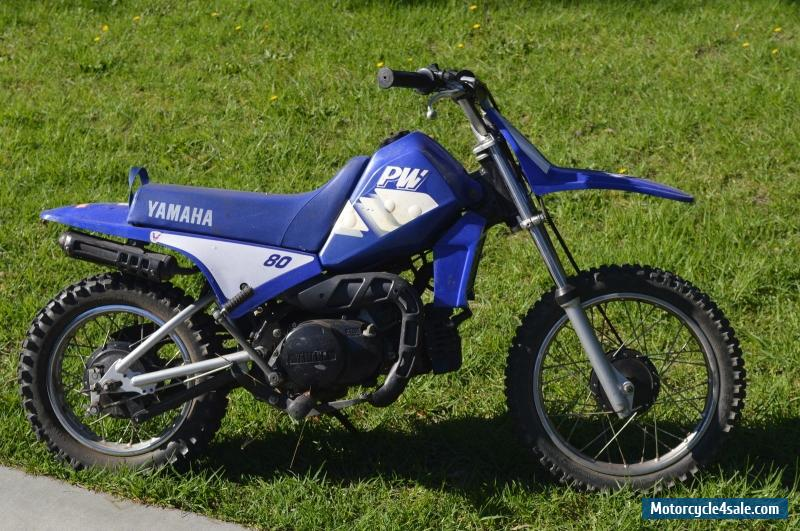 Yamaha pw 8o for sale in australia for 2001 yamaha pw80 for sale