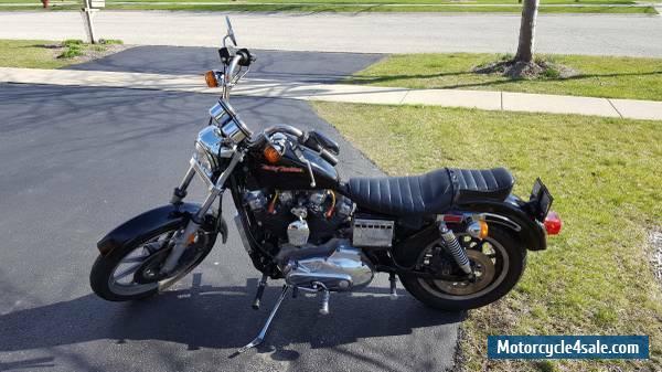 1985 Harley Davidson Sportster For Sale In United States