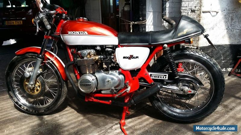 1973 honda cb500 four k1 for sale in united kingdom. Black Bedroom Furniture Sets. Home Design Ideas