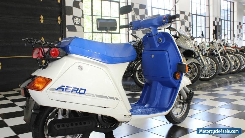 1987 Honda Aero 50 for Sale in Canada