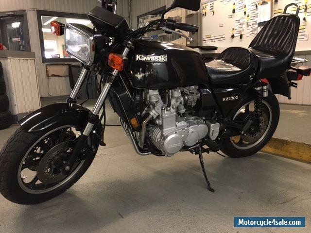1980 Kawasaki kz1300 for Sale in Canada