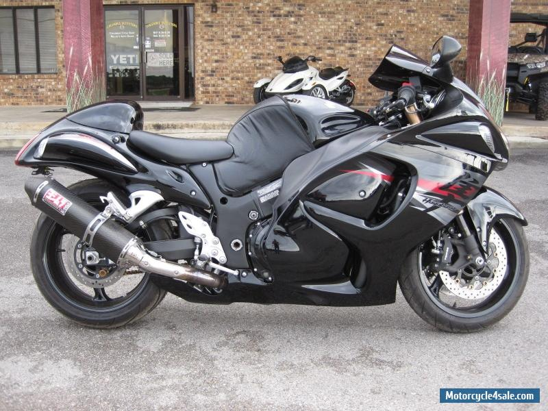 Used Suzuki Hayabusa For Sale In Texas