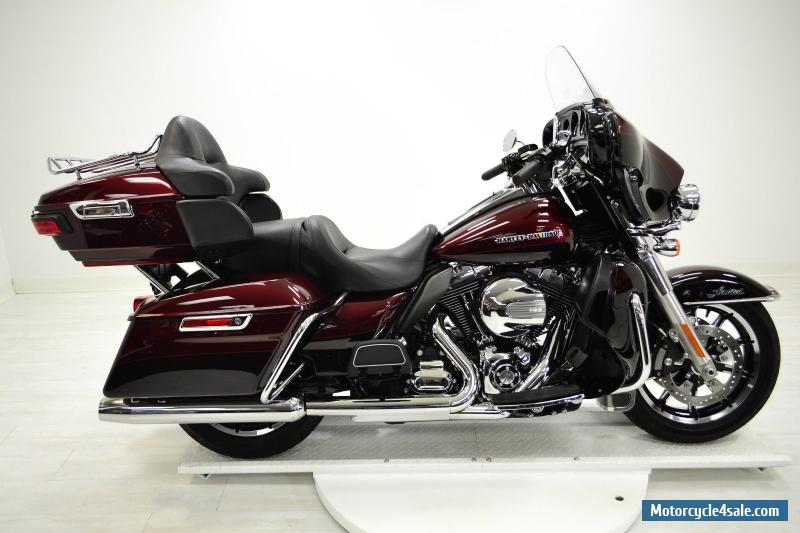 2014 Harley Davidson Touring For Sale In United States