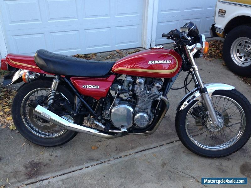 Kawasaki  Cc For Sale