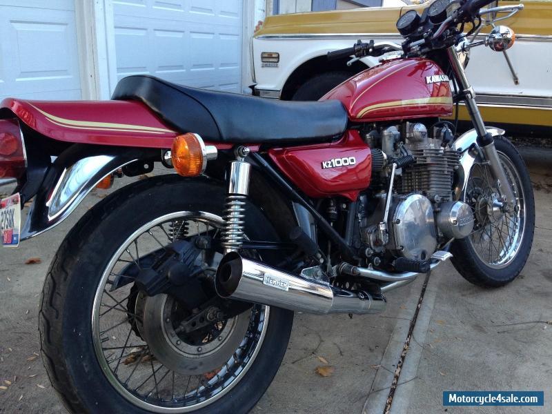 Kawasaki Zfor Sale Canada