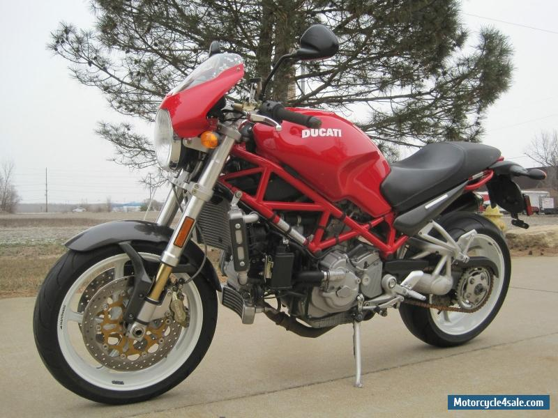 2005 Ducati ... Ducati Monster For Sale