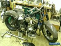 1958 Harley-Davidson Other