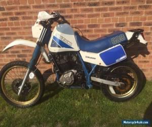 Suzuki DR 600 Rare Collectible bike for Sale