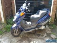 1998 HONDA PANTHEON FES 125 BLUE SPARES OR REPAIR