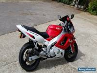 Lot Yamaha YZF 600 R Thunder cat bike,motorbike,SP Engineering,sport,tuning st