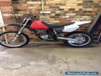 Honda XR 250 1999