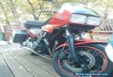 1984 Honda CBX750F - Classic Japanese Motorcycle for Sale