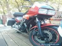 1984 Honda CBX750F - Classic Japanese Motorcycle