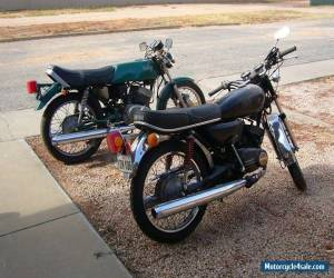 yamaha RD200 X 2. 200A 1970 200D 1976 Both running , electric start , grt lrners for Sale