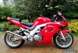 2005 SUZUKI SV 1000 SK4,stunner,21k pipewerks pipe,find cleaner,free delivery px for Sale