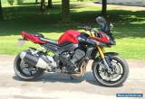 2007/57 - YAMAHA FZ1S Red - Just 6080 miles - 2owns - (1st own until Dec '15) for Sale