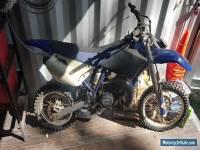 Yamaha yz85 2008